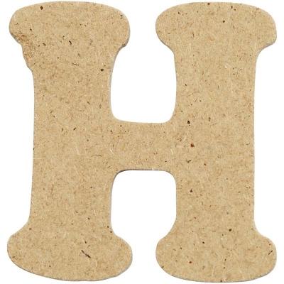 Bokstaven H 10Pack