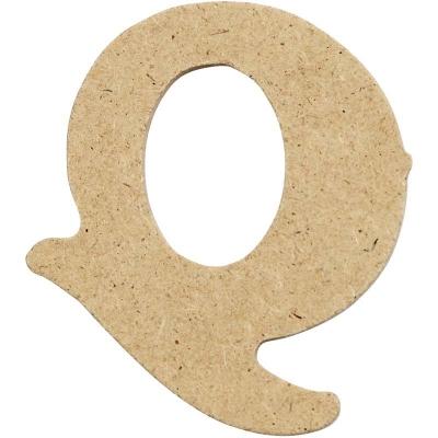 Bokstaven Q 10Pack