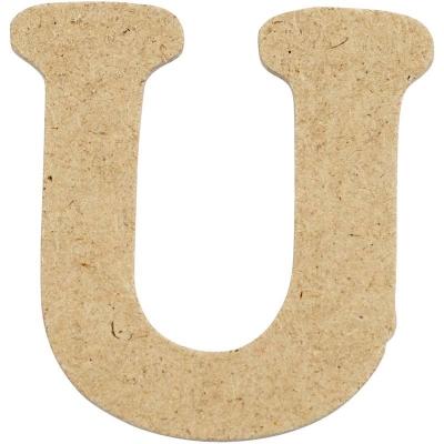 Bokstaven U 10Pack