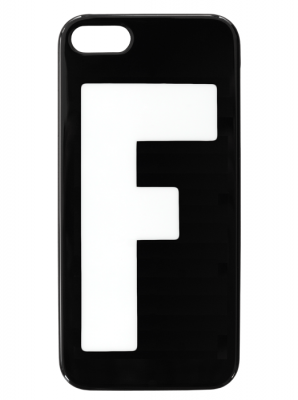iPhone  5/5S fodral - Bokstaven F