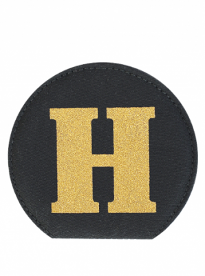 Fickspegel - Bokstaven H