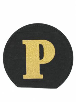 Fickspegel - Bokstaven P