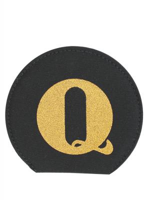 Fickspegel - Bokstaven Q