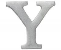 Aluminiumbokstav - Bokstaven Y