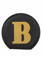 Fickspegel - Bokstaven B