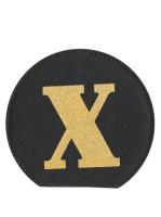Fickspegel - Bokstaven X